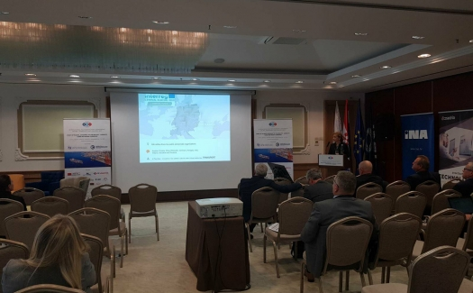 International Multidisciplinary Conference on Sea, Transport and Logistics 2017 - CONNECT2CE presented