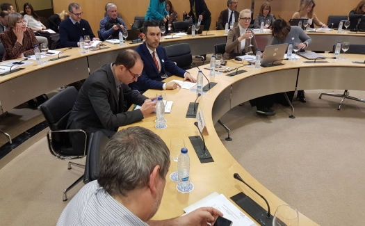 Meeting of the Interreg MED strategic projects